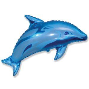 """Воздушный шар """"Дельфинчик"""""""