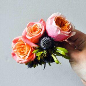 Свадебный гребень для невесты