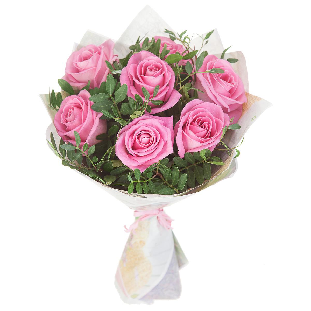 Букеты цветов с розы и описание