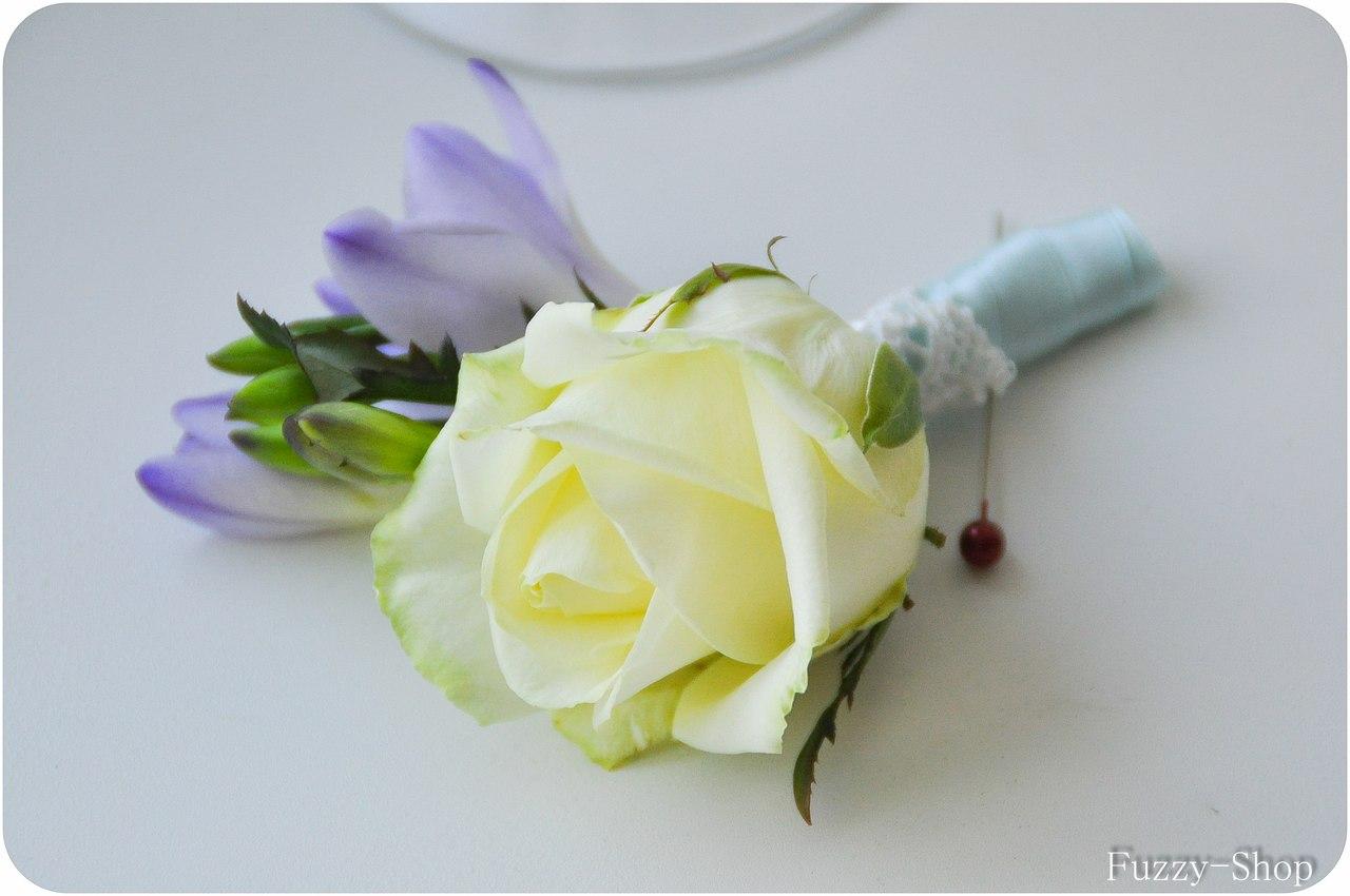 Бутоньерка (украшение для жениха)