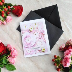 Подарочная открытка МАМОЧКЕ