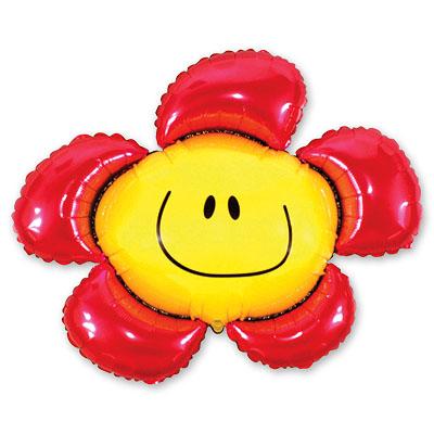 "Воздушный шар ""Цветок"""