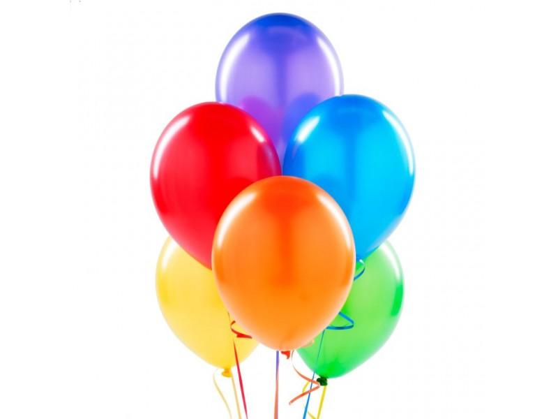 Воздушный шар глянцевый