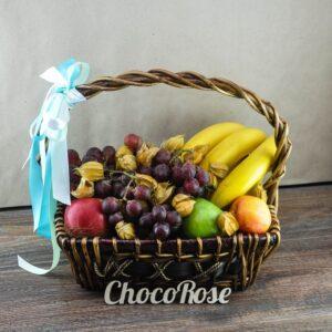 Корзина свежих фруктов №3