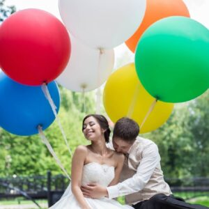 Воздушный шар гигант
