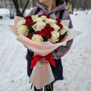 Букет роз КЛАССИКА №2