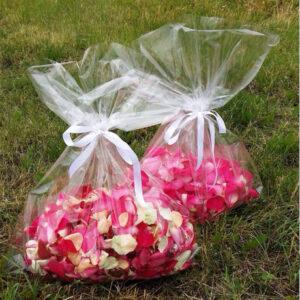 Свежие лепестки роз (1 пакет)