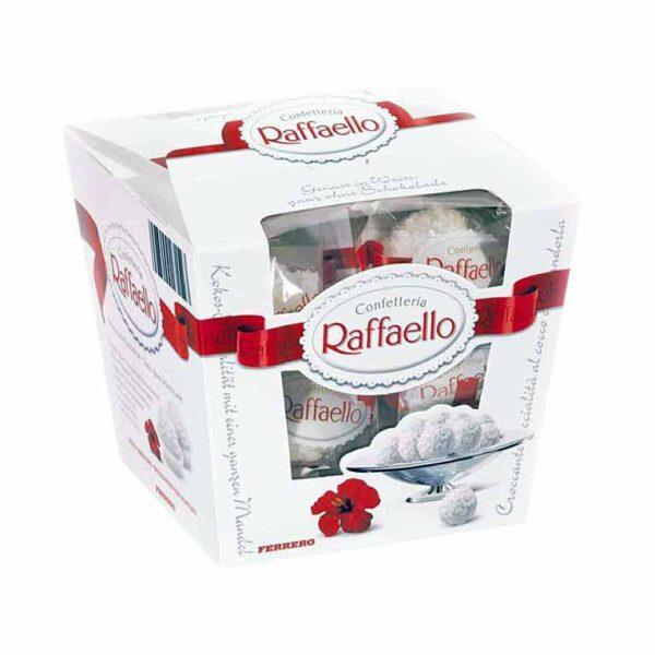 Конфеты в подарок Raffaello 150г