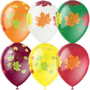 Воздушный шар Осенние