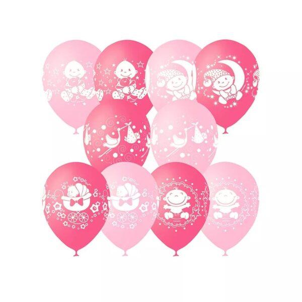Воздушный шар Новорожденная