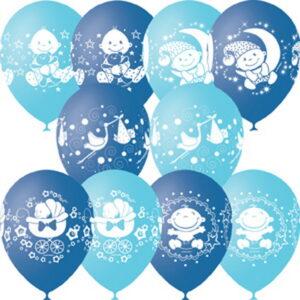 Воздушный шар Новорожденный
