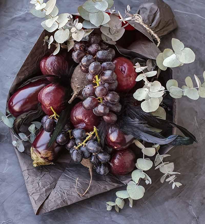 Фруктово-Овощной букет №2