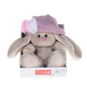 Зайка Ми в розовой шляпке