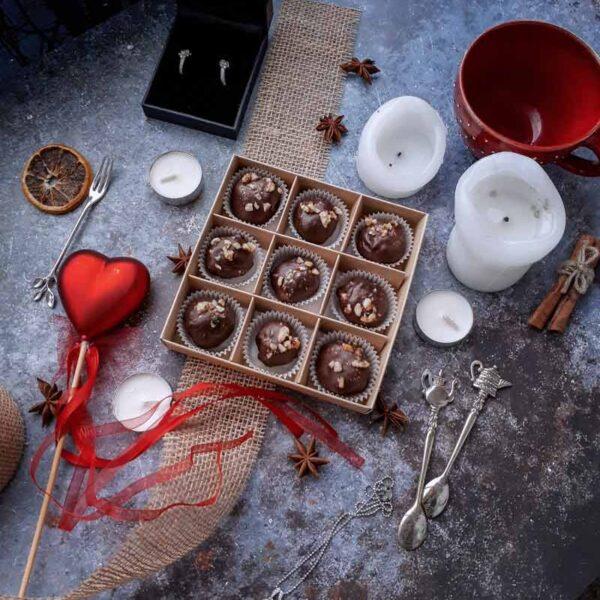 Сухофрукты в шоколаде - конфеты ручной работы