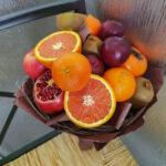Корзина свежих фруктов №4
