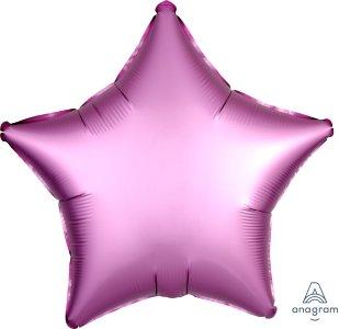 Воздушный шар Звезда без рисунка