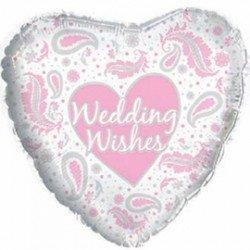 Воздушный шар Свадьба