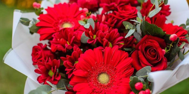 Цветы для Козерогов