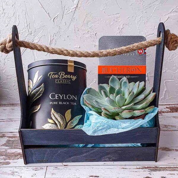 Подарочный набор чайный
