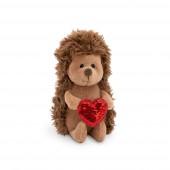 Мягкая игрушка Ежик с сердечком