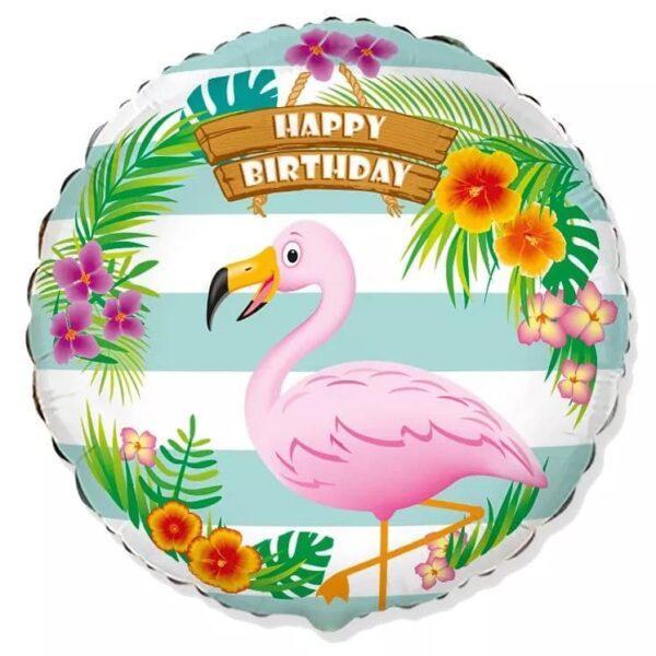 Воздушный шар С Днем рождения