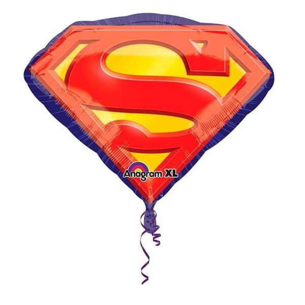 Воздушный шар Супермен Эмблема